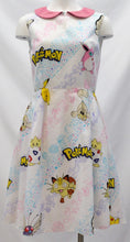 Load image into Gallery viewer, Poké Print Dress