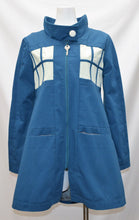 Load image into Gallery viewer, Police Callbox Coat with Decorative Lining