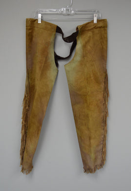 Chaps with Fringe
