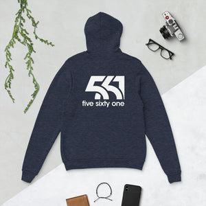Five Sixty One Unisex Lightweight Hoodie