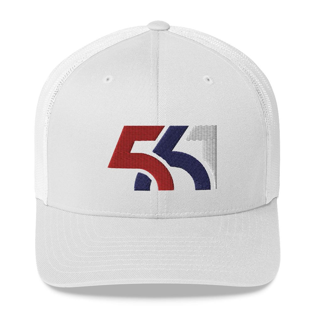 Five Sixty One Trucker Cap - America Logo
