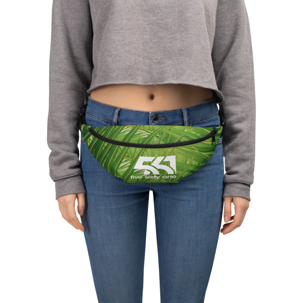 The Five Sixty One Palm Fanny Pack - Five Sixty One