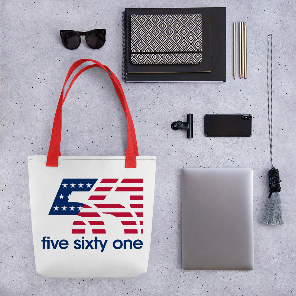 Limited Edition Five Sixty One Tote Bag - Five Sixty One