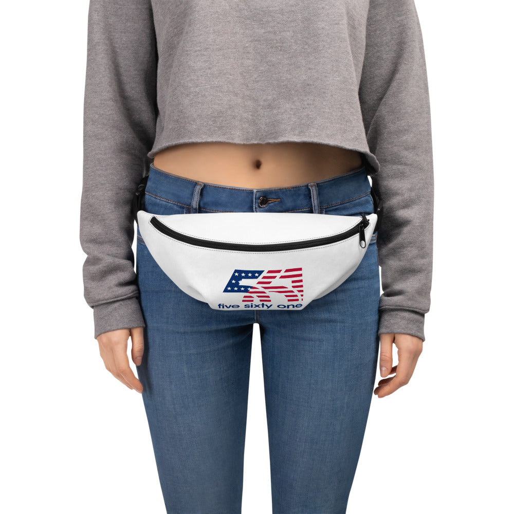 The Five Sixty One Fanny Pack - Five Sixty One