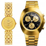 Rado Gold Collection Couple
