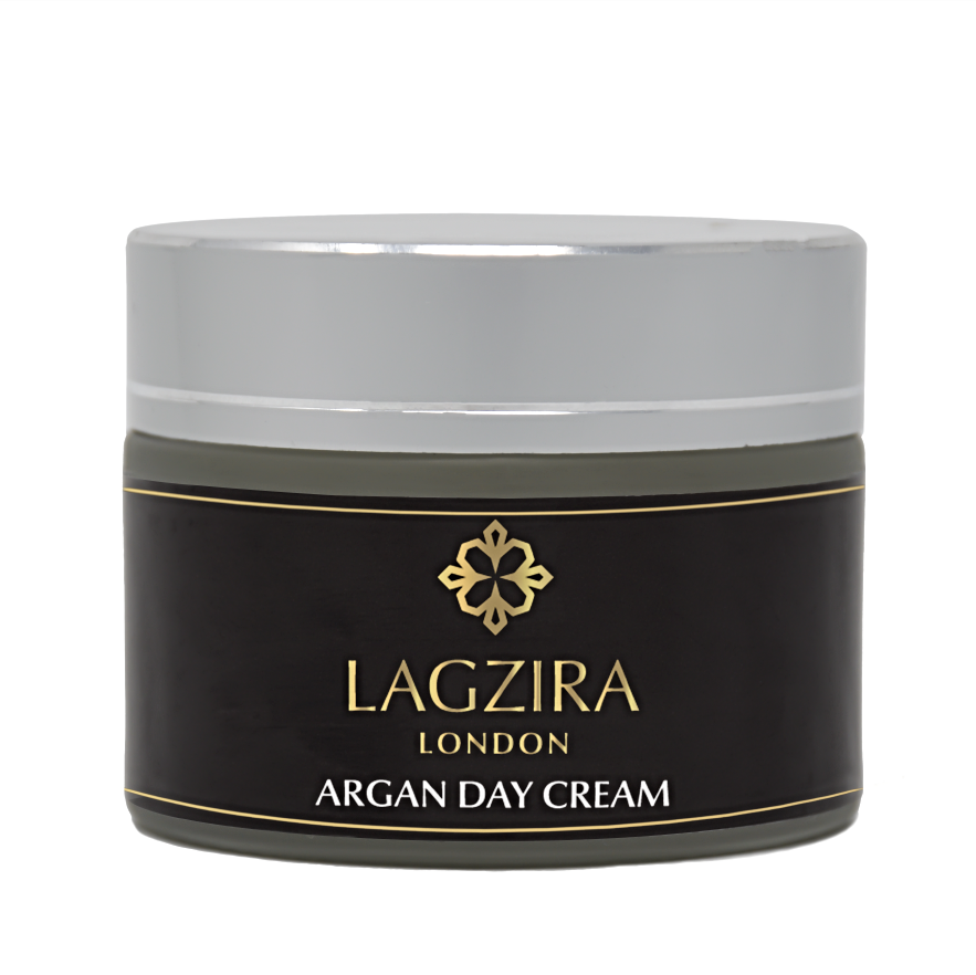 Organic Moroccan Argan Oil Day Cream 50ml - Lagzira London
