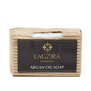 Organic Artisanal Argan Oil Natural Soap 75g - Lagzira London