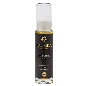 Organic Fenugreek Oil 50ml - Lagzira London