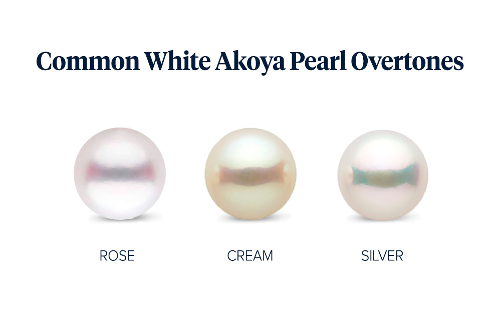 Common Customer Questions: What Are Akoya Pearl Overtones