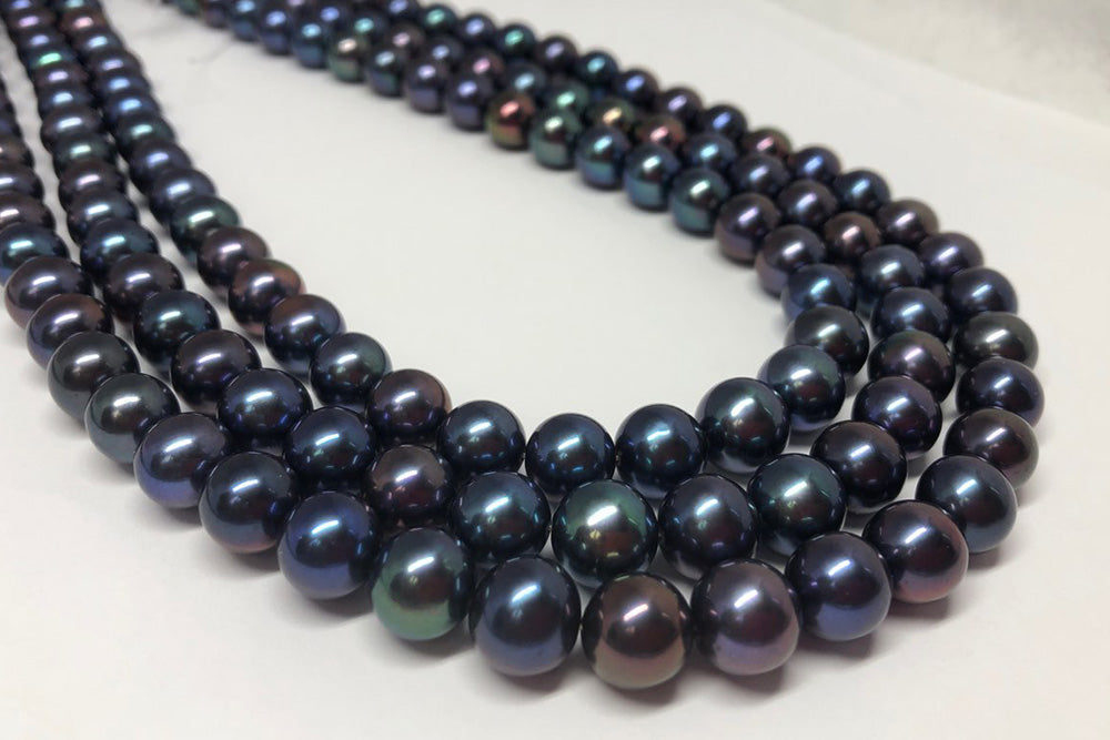 Common Customer Questions: What do Black Freshwater Pearls Look Like?