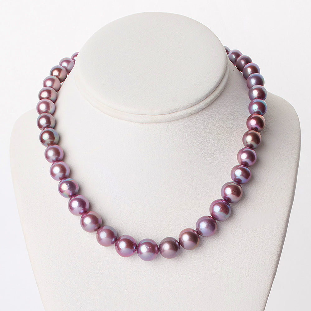 Edison Pearls are Often Round and Very Large