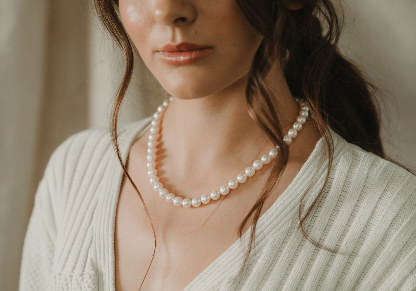 Popular Pearl Necklace Sizes