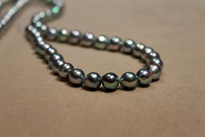 natural color Akoya Pearls