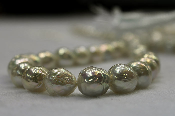 strand of baby ripple pearls