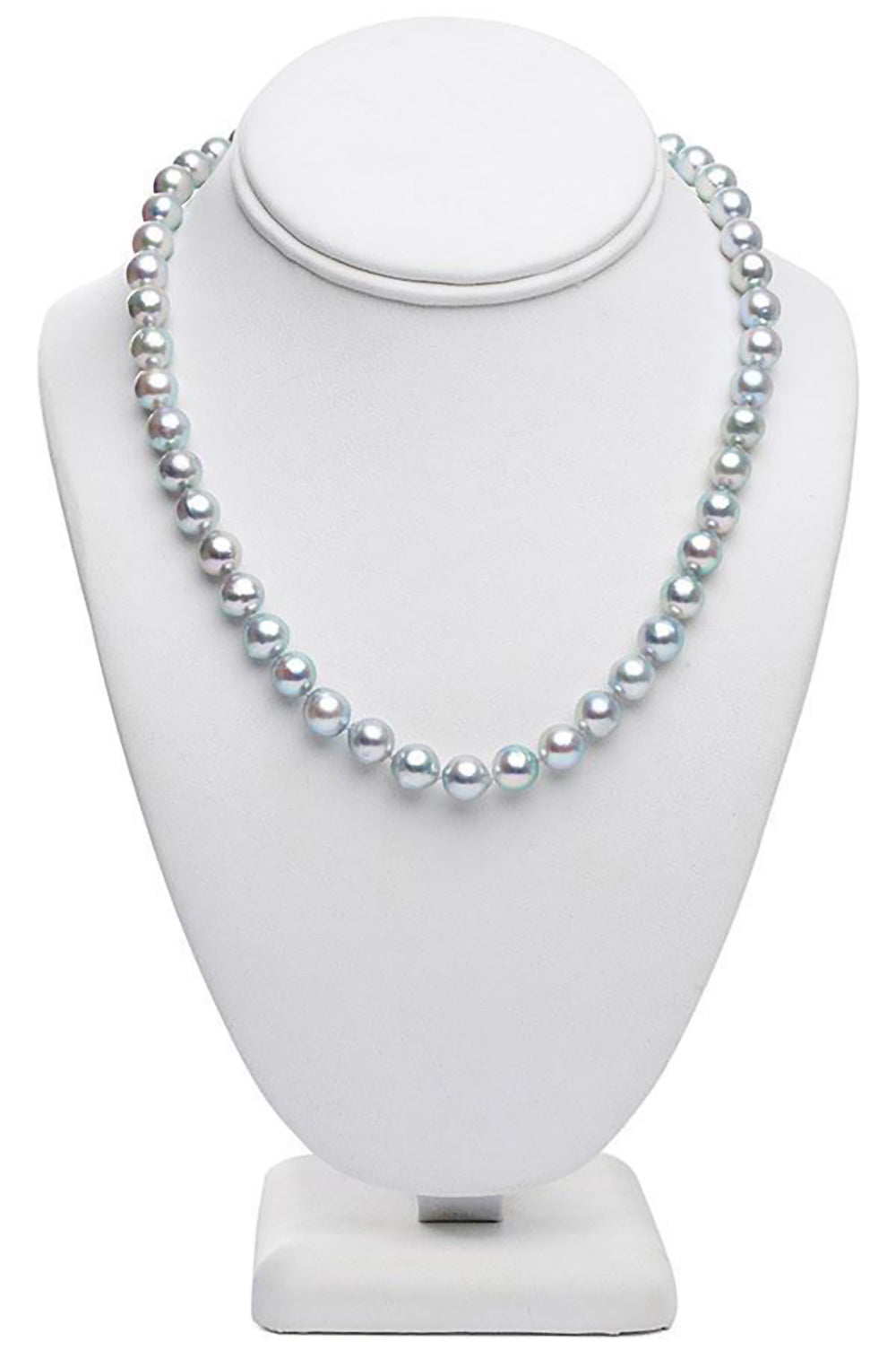 Baroque Blue Akoya Pearls are Back in Stock!
