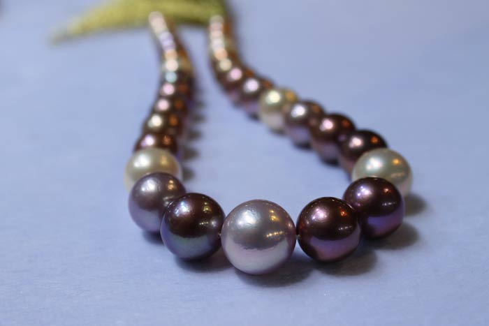 Edison Pearl necklaces
