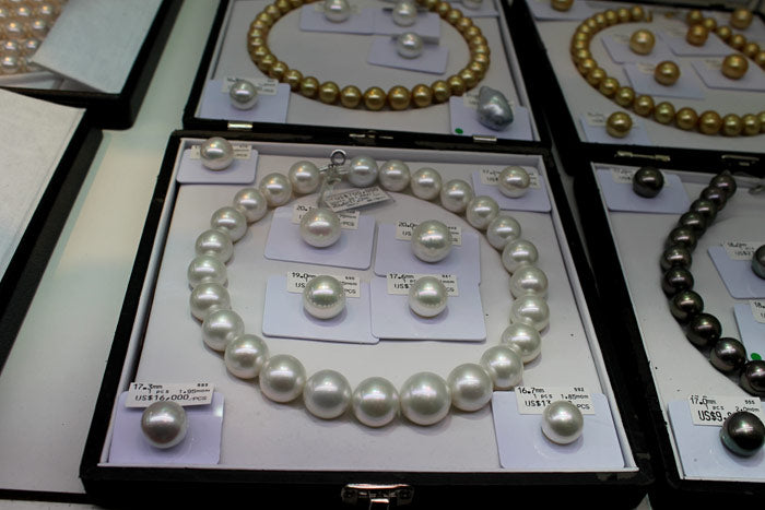 Million dollar South Sea Pearl Necklace