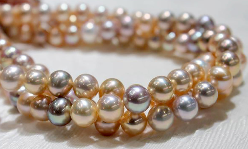 What Colors Do Freshwater Pearls Come In?