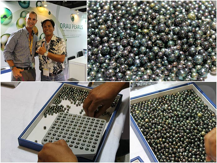 buying loose Tahitian Pearls