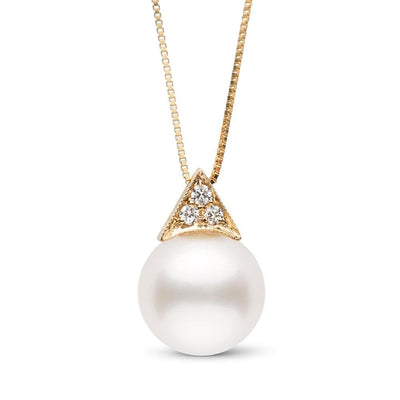 """Princess"" White South Pearl Pendant - AAA Grade"