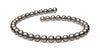 "18"" Round Tahitian Pearl Necklace: 10.0-11.9mm AAA"
