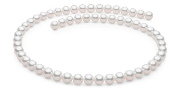 cf29c5aa3 Natural White Hanadama Akoya Pearls - The Ultimate in Luxury ...