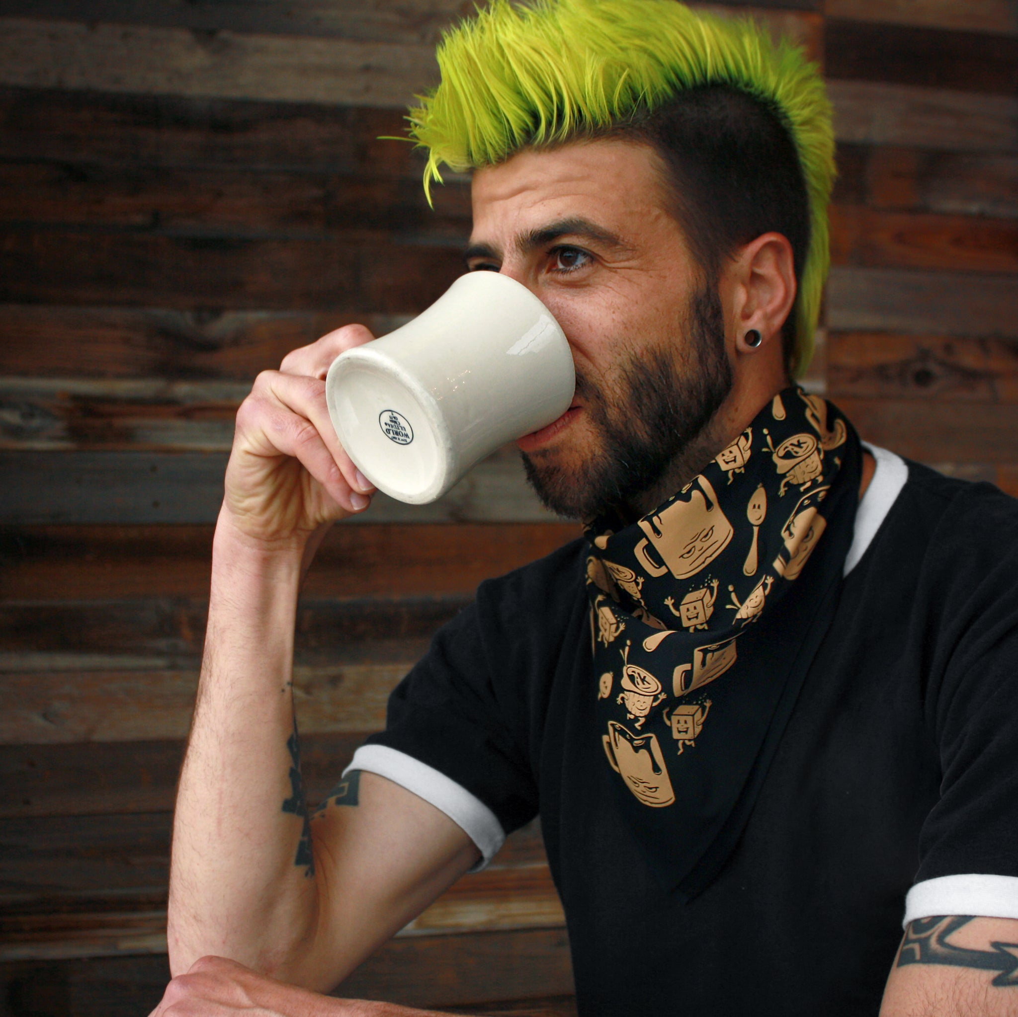 Coffee Bandana