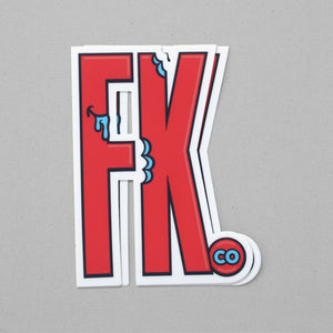 Hungry as F Stickers (2)