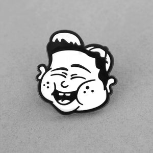 Fat Kid Pin