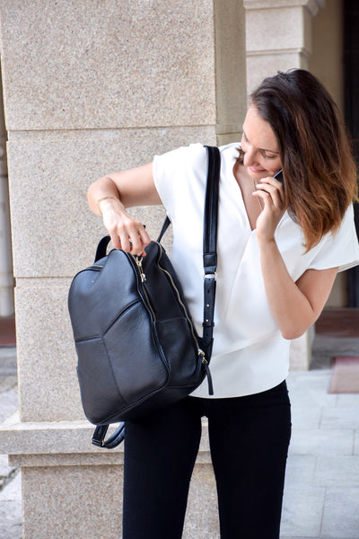 HOW BISCAYNE BACKPACK BECAME MY NUMBER ONE WORK BAG!