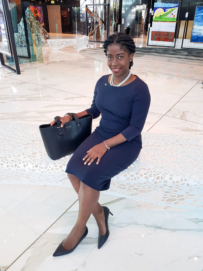 MILLENNY WOMAN OF THE MONTH – Merlinda Francois