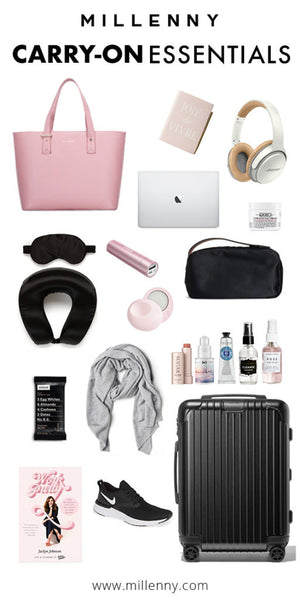 Travel essentials Work travel bag