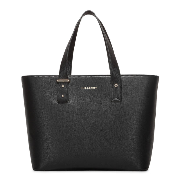 Black tote woman work