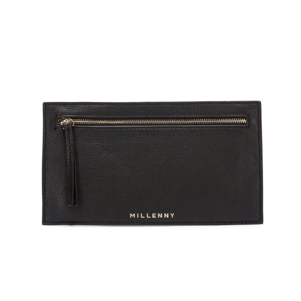Valencia Clutch Black