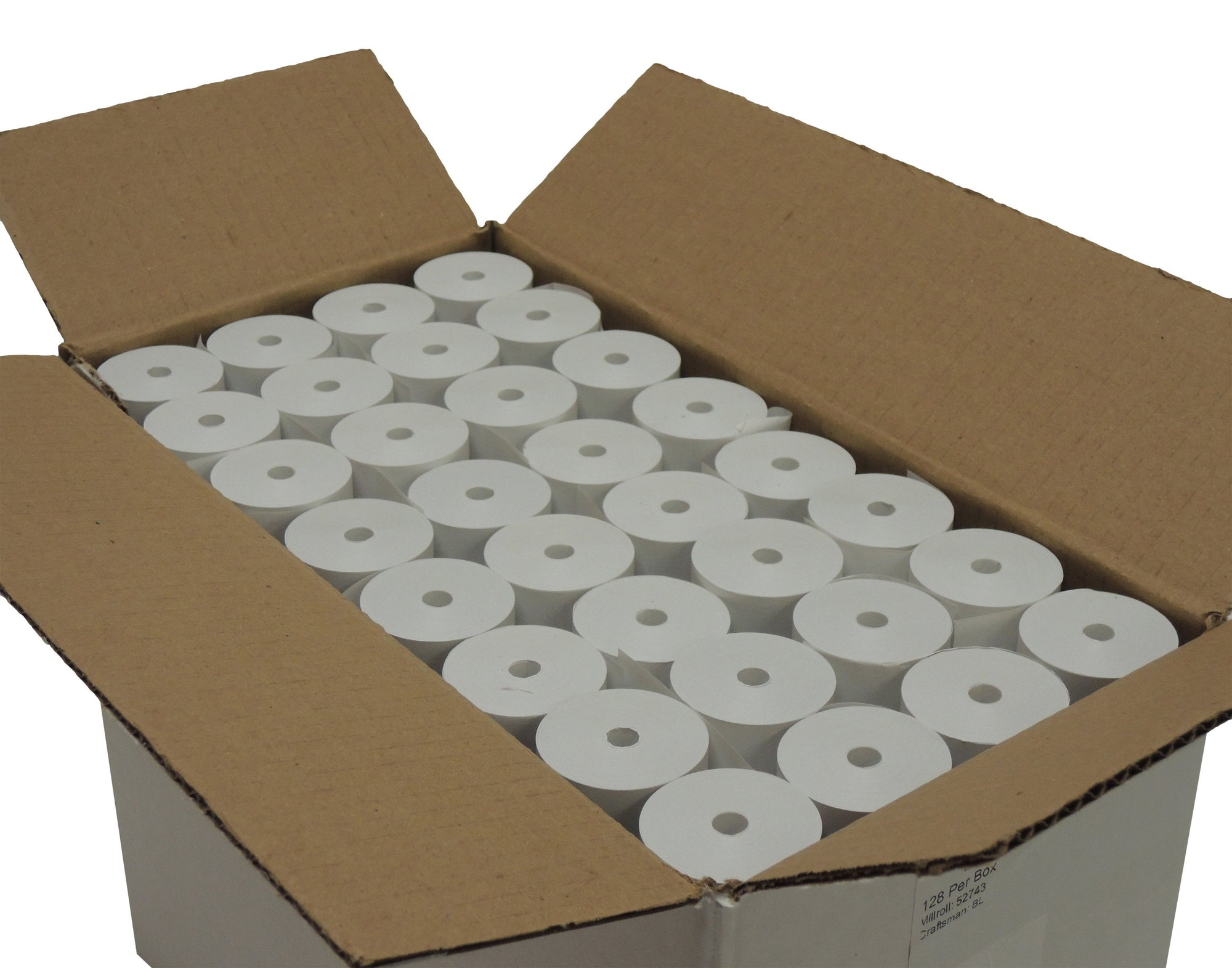 "3 1/8"" Thermal Paper Rolls to fit Epson TM-T88 Receipt Printers"