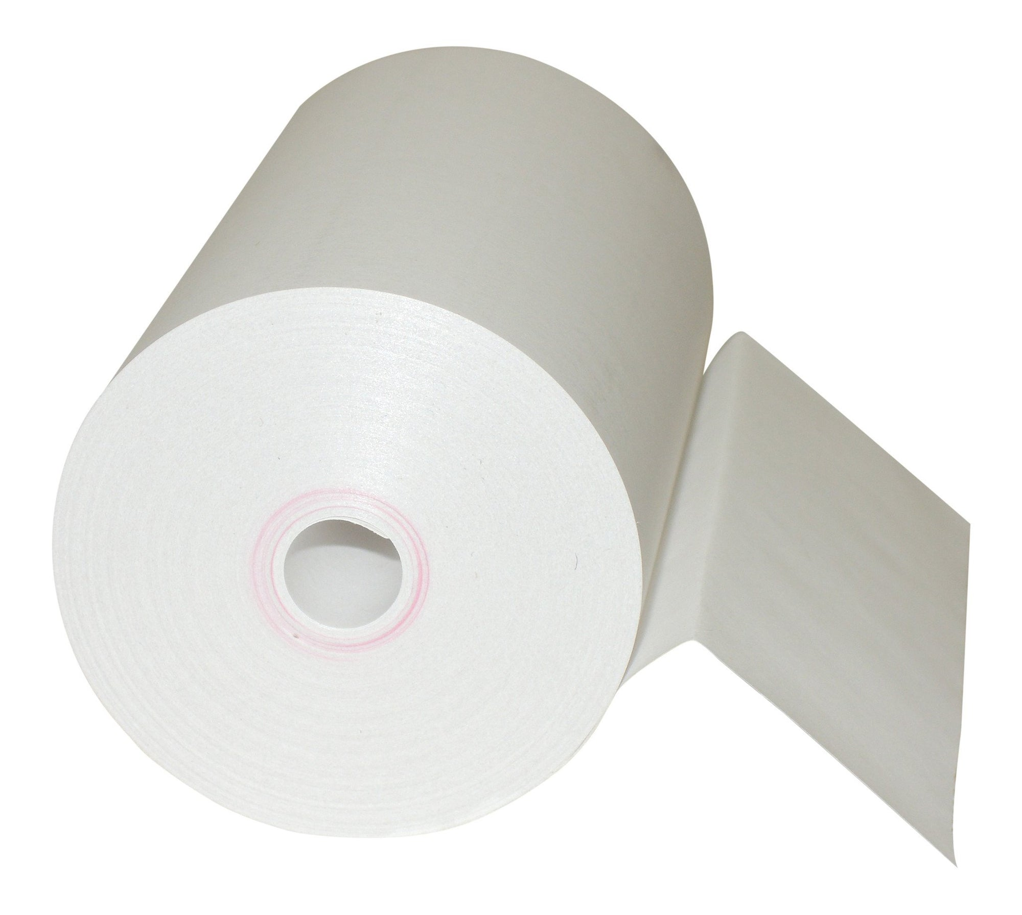 POS1 Thermal Paper 3 1/8 x 125 ft x 50mm CORELESS BPA Free 40 rolls