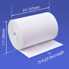POS1 Thermal Paper 2 1/4 x 75 ft x 38mm CORELESS BPA Free 50 rolls