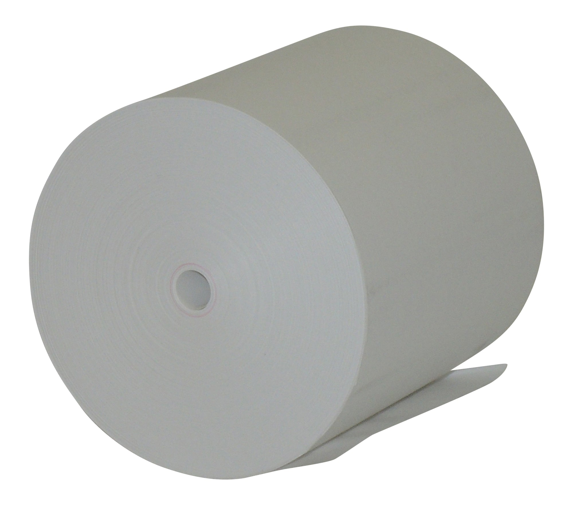 POS1 1 Ply Bond Roll 3 x 225 ft CORELESS Bright White