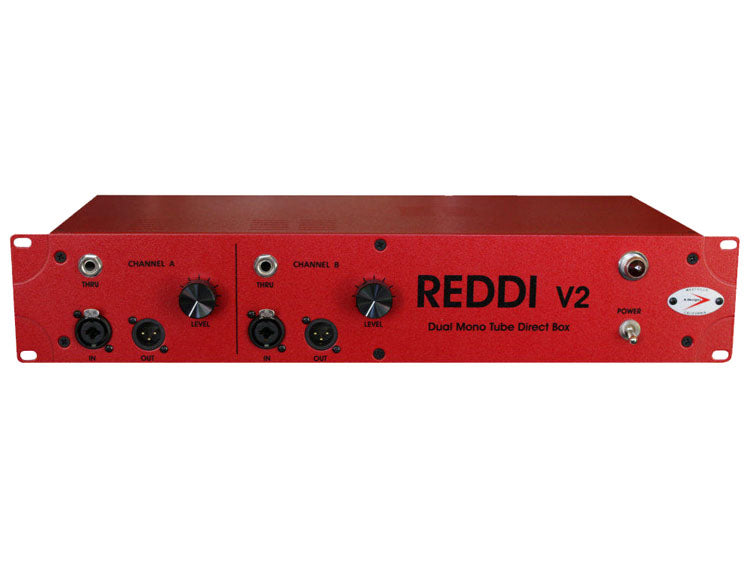 A-Designs REDDI V2 Direct Box