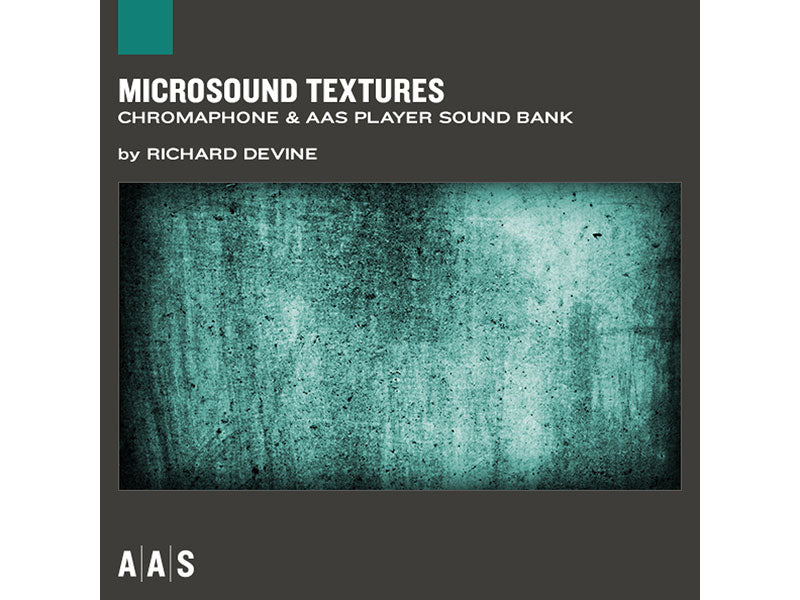 AAS Microsound Textures
