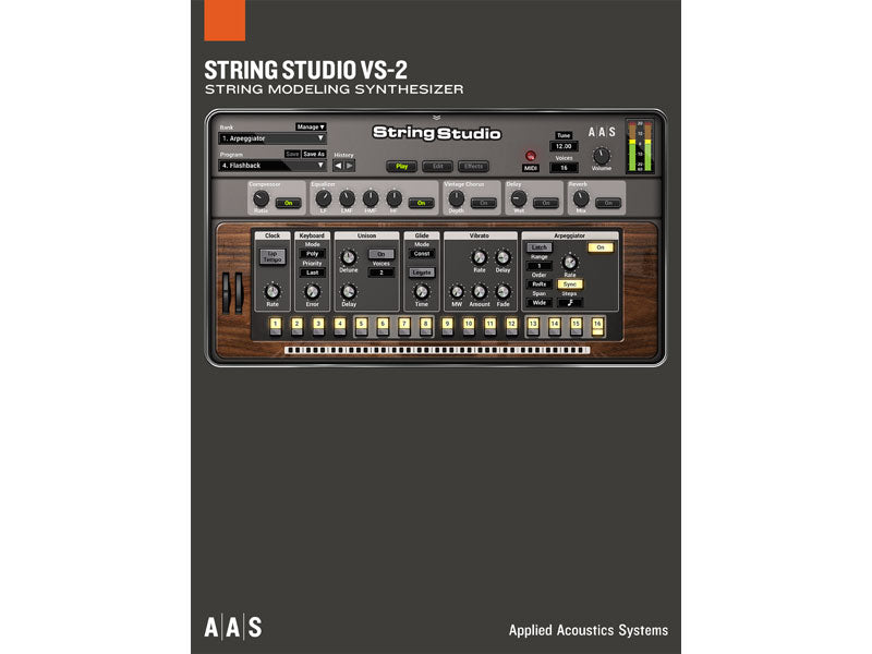 AAS String Studio VS-2