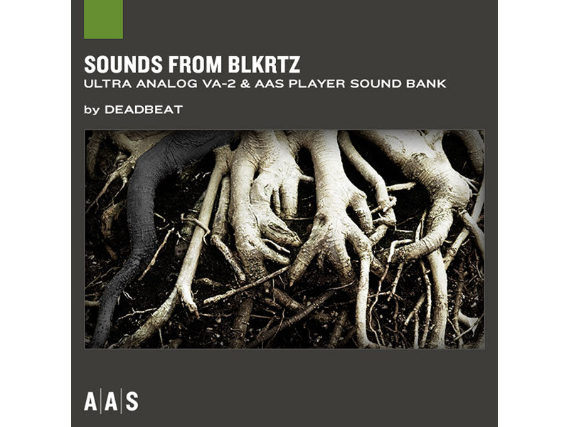 AAS Sounds from BLKRTZ