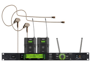 AKG DMS800 Performer Set