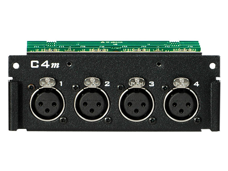 Aviom C4m Remote Controllable Input Card