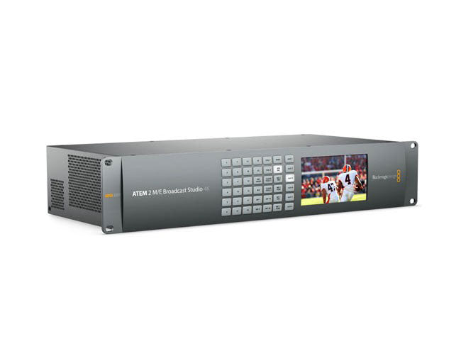 Blackmagic ATEM 2 M-E Broadcast Studio 4K