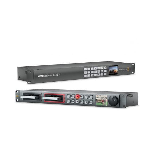 Blackmagic ATEM 4K Bundle