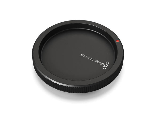 Blackmagic Camera Lens Cap EF