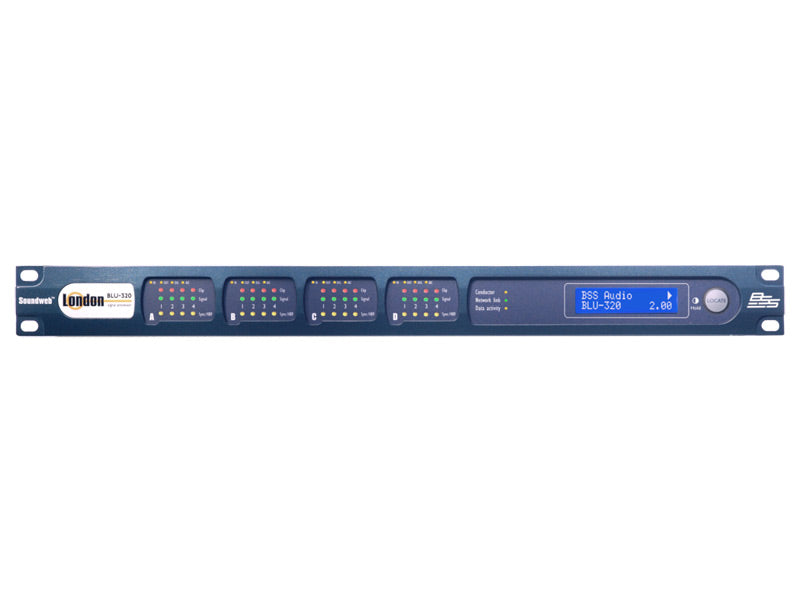 BSS BLU-320 Networked I/O expander