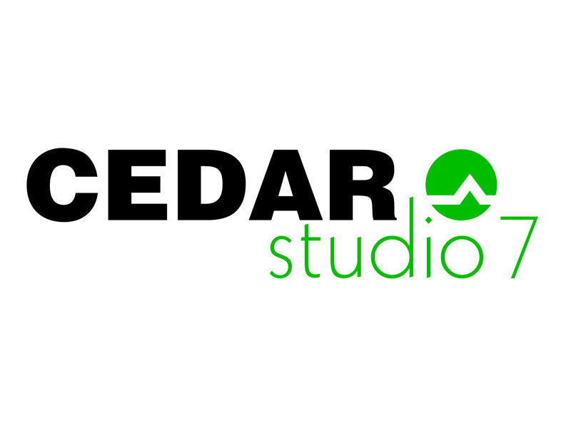 CEDAR Upgrade from CEDAR Studio (full set) to CEDAR Studio 7 (Complete)
