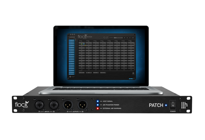 Flock Audio Patch